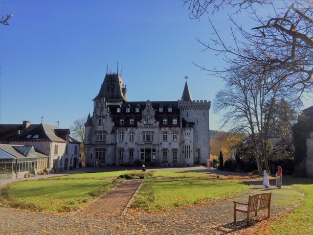 Omgeving - Environs - Surroundings - Le Liry - Erezée
